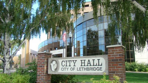 lethbridge city hall